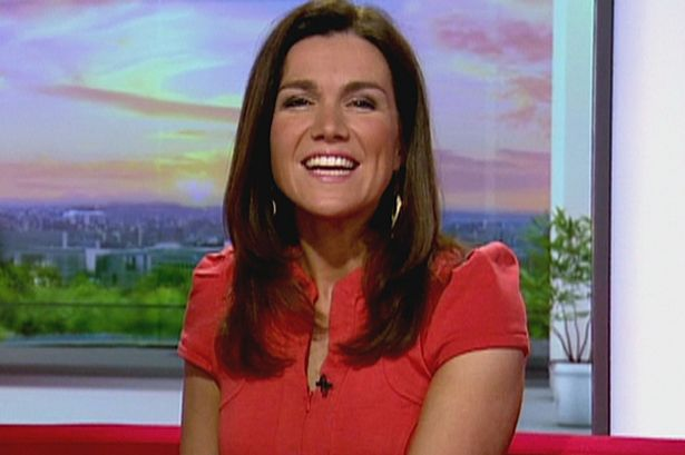 Who will replace Susanna Reid on BBC Breakfast couch?